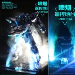 1/12 1/6 MG HG RG Smoke effect LED emission remote control display stand by Snap Toys: Full images