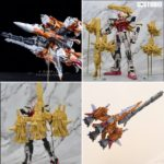 SH Studio × GMD PG 1/60 Gun Barrel Striker Full Moveable Garage Kit with Frame for PG Strike: info and images