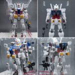 Review Special acrylic display stand for PG RX-78-2 Gundam by In Studio