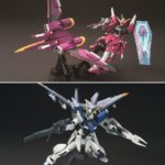 HG Infinite Justice Gundam and HG Windam shipped today! SEED DESTINY Series. Full post