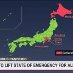 Japan Lifts COVID-19 State of Emergency Nationwide: full info