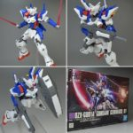 Review / Comparison of P-Bandai HGAC 1/144 Gundam Geminass 01 New Mold with a lot of images