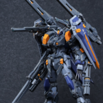 Preview by MBG: MG 1/100 GAT-X1022 Blu Duel Gundam Garage Kit many images