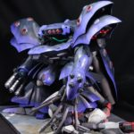 あかつく 's MSN-04ⅡF Flower crab (Nightingale based) images, info. (wip too)
