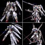 REVIEW P-Bandai METAL BUILD Gundam Astraea High Maneuver Test Pack