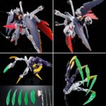 HG Crossbone Gundam X1 Full Cloth, HG Dictus (Callisto use) reservation started today! Full images and Full info
