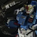 GumpLiver's mixing build 1/144 Full Armor ZZ Gundam: images, wip, info