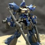 "wk_mon's 1/144 Assault-type Gyan ""Gyanpfer"" custom. Images"