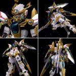 Review P-Bandai METAL ROBOT魂 Sun Quan (孫権) Gundam Real Type Ver.