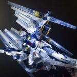 Update images RG 1/144 Nu Gundam Clear Color Limited Package
