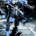 Images METAL ROBOT魂 Gundam Vidar on display @ Tamashii Nations Tokyo