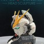 1/35 RX-93 Nu Gundam Head Garage Kit by MBG
