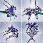 P-Bandai METAL ROBOT魂 00 XN Riser Seven Sword + GN Sword II Blaster Set
