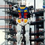It's Mondayyyy: some new images Gundam Factory Yokohama. Gundam Global Challenge Project