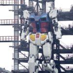 Today update: Gundam Factory Yokohama. Gundam Global Challenge Project