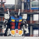 Sunday images! Gundam Factory Yokohama. Gundam Global Challenge Project
