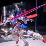 Tamashii Web Shop ROBOT魂 (Ka signature) ZZ Gundam on display, images