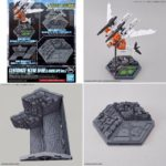 New 1/144 Customize Scene Base (Landscape Ver.) many images, info