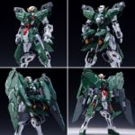 Many Official Sample images MG 1/100 GN-002 Gundam Dynames Garage Kit by Fortune Meow's Studio