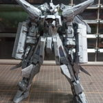 Preview (Resin Cast) MG 1/100 Gundam Kyrios by ES Studio: images