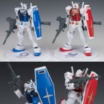 Review HG RX-78-2 Gundam (Tokyo 2020 Olympic Emblem) and (Tokyo 2020 Paralympic Emblem)