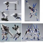 P-Bandai MG 1/100 Mission Pack O-Type and U-Type for Gundam F90