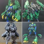 (Iron-Blood Competition) 8001Ryusei's HG ASW-G-65 Gundam Andrealphus: wip too