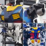 Tuesday Images: Gundam Factory Yokohama. Gundam Global Challenge Project