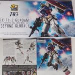Box Open Review HG 1/144 RX-78-2 Gundam [BEYOND GLOBAL]