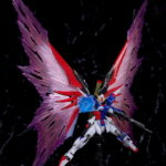 Review METAL ROBOT魂 Destiny Gundam Wing of Light and Effect Set