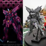 Hammer Cat's garage kit for MG AEGIS GUNDAM: preview many images