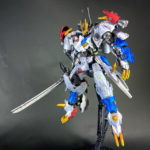 rockinbose's HG Gundam Barbatos ガヴナス custom: images, wip, info