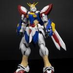 Custom parts for 1/100 Hi-Resolution Model God Gundam by MBG