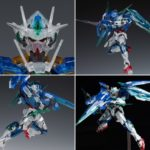Review The Gundam Base Limited RG 00 Qan[T] Full Saber Clear Color