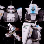 REVIEW P-Bandai ROBOT魂 Zaku II High Mobility Type Shin Matsunaga's Custom Model ver. A.N.I.M.E.