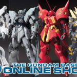List of 67 Gunpla updated today @ The Gundam Base online shop. Read the info!