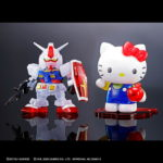 Hello Kitty/RX-78-2 Gundam SD EX-STANDARD clear color, Gundam Base in Tokyo/Fukuoka, images info