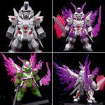 P-Bandai FW GUNDAM CONVERGE:CORE Ghost Gundam Phantom Light Set Review