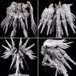 Mega Review GFFMC Wing Gundam Snow White Prelude