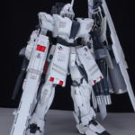 oojiro144's MG Unicorn Gundam Wizard custom