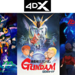 NEWS: Gundam 00 theatrical version, Char's Counterattack, Gundam NT will be screened in 4DX