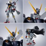 A lot of new images: ROBOT魂 Crossbone Gundam X1/X1 Kai EVOLUTION-SPEC, Full info too
