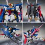 (Images/ info) ROBOT魂 Ka signature ZZ Gundam is available for reservation until 7/26