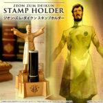 "Reservations for ""Mobile Suit Gundam THE ORIGIN Zeon Zum Deikun Stamp Holder"" will be accepted until July 15th!"