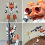 Review From Mobile Suit Gundam 0083 STARDUST MEMORY: ROBOT魂 Powered GM Ver. A.N.I.M.E.