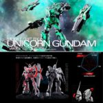 MGEX 1/100 UNICORN GUNDAM VER.KA latest images