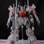 [Sample] RE 1/100 FA-007GIII Full Armor Gundam Mk-III Garage Kit by STICKLER STUDIO