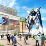 "[Breaking News] The full-scale Gundam statue is set to expand overseas.  ""Full-size Freedom Gundam statue"" installed in 2021"