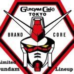 Gundam Cafe TOKYO part 3: Gundam limited items
