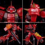 Review ROBOT魂 Zaku II Johnny Ridden High Mobility Type Ver. A.N.I.M.E.